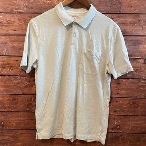 Van Heusen Mens Polo Medium White